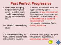 I had been studying English for two years when I took the exam. Had it been r...