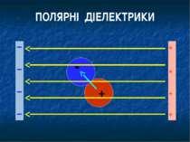 ДІЕЛЕКТРИЧНА ПРОНИКНІСТЬ ε = Е Е о