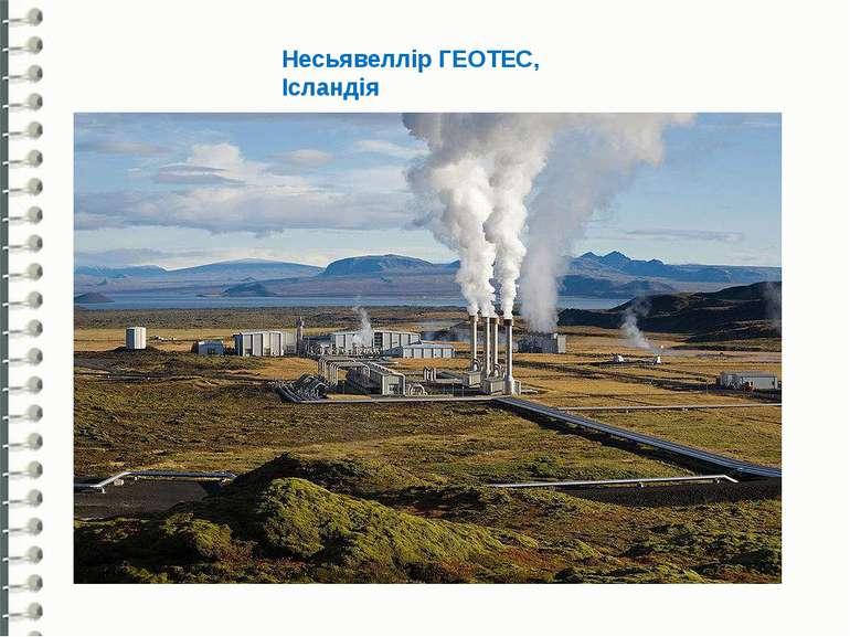 Несьявеллір ГЕОТЕС, Ісландія