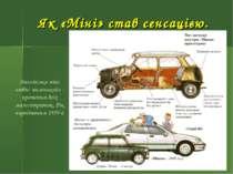 Як «Міні» став сенсацією. Англійська міні «зовні маленький» - прототип всіх м...
