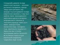 Нетрадиційні джерела та види енергетичної сировини — речовини рослинного похо...