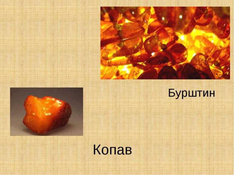 Бурштин Копав