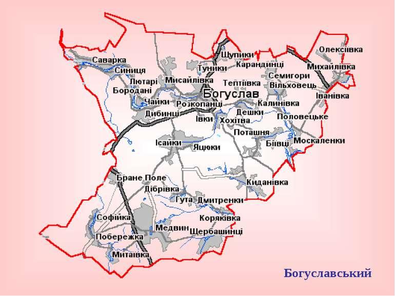 Богуславський район