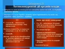 * Заборона (3) Антиконкурентні дії органів влади ЄС Стаття 10, Недопущення по...