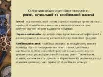 Основними видами ліцензійних платежів є: роялті, паушальний та комбінований п...