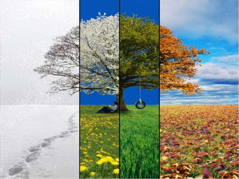 скачать фото пори року