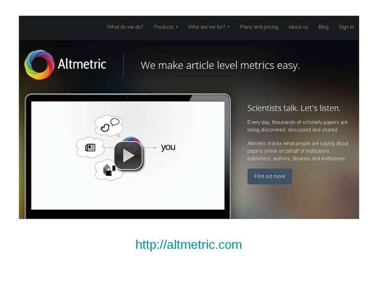 http://altmetric.com