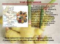 Історія спецій і пряностей Більшість, якщо не всі спеції, були відомі жителям...