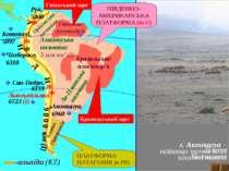 Бразильське плоскогір'я Гвіанське плоскогір'я Амазонська низовина Орінокська ...