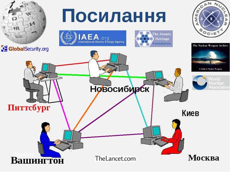 Посилання Москва Киев Sudan Новосибирск Вашингтон Питтсбург