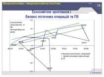 13 В.Юрчишин Макроекономіка і макроекономічна політика Економічне зростання і...