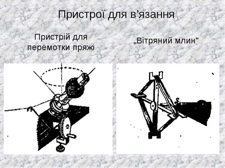 """Пристрої для в'язання Пристрій для перемотки пряжі """"Вітряний млин"""""""