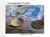 Hungarian Forint Hungary forint currency.