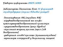 Утворює коферменти ФМН і ФАД Забезпечують діяльність біля 30 ферментів-оксидо...