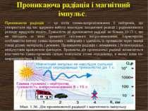 Проникаюча радіація — це потік гамма-випромінювання й нейтронів, що утворюєть...