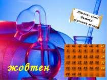 жовтень Літопис хімії Витоки хімічних знань пн вт ср чт пт сб нд 1 2 3 4 ...