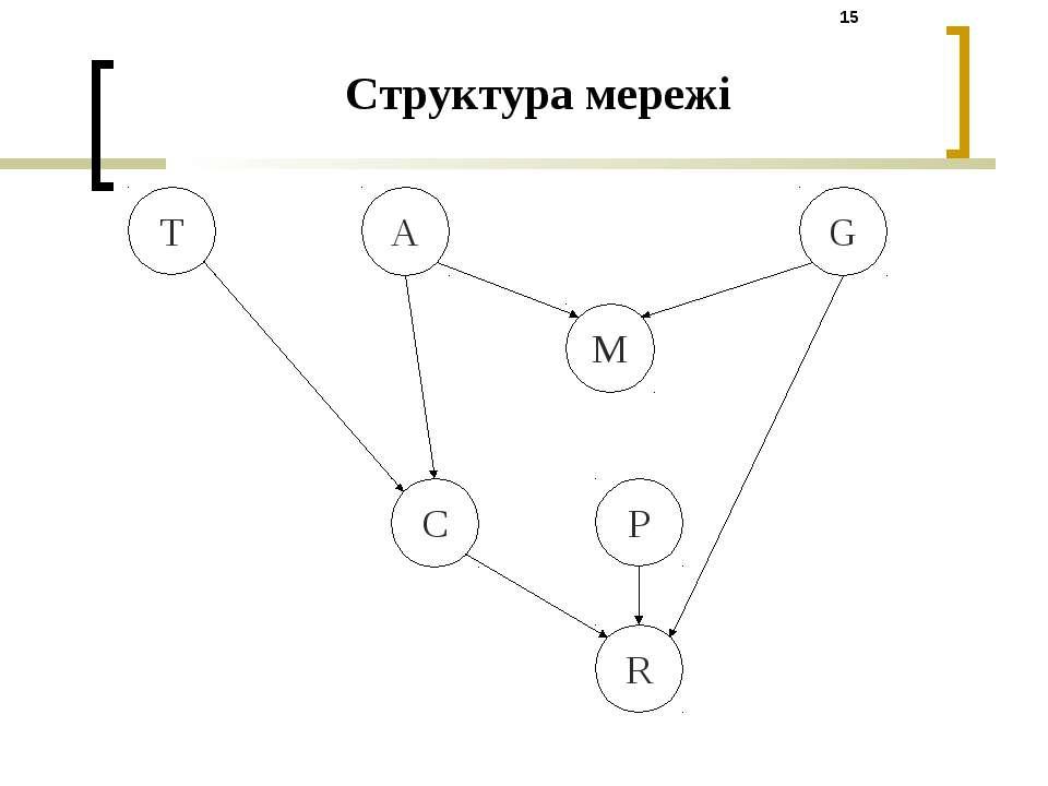 Структура мережі
