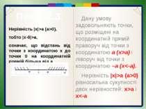 Пункт 2.3. Розв'язання |2x-3|