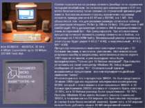 Intel 80386SX + 80387SX, 20 MHz 4 MByte Expandable up to 16 MByte 102 MB Hard...