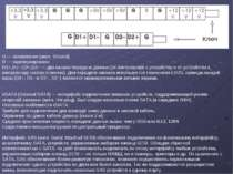 G — заземление (англ. Ground) R — зарезервировано D1+,D1−,D2+,D2− — два канал...