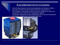 Классификация систем охлаждения Классический вариант исполнения радиатора на ...