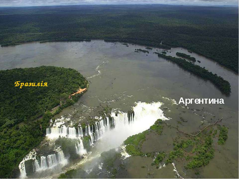 Бразилія Аргентина