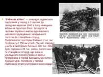 """""""Рейкова війна""""— операція радянських партизанів у період з З серпня до серед..."""