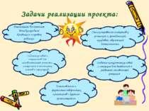 Задачи реализации проекта: Реализация Положения Международной Конвенции о пра...