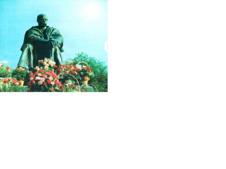 полеглим у німецько-радянській війні воїнам-односельцям (1989) і Тарасу Шевче...