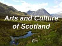 Arts and Culture of Scotland
