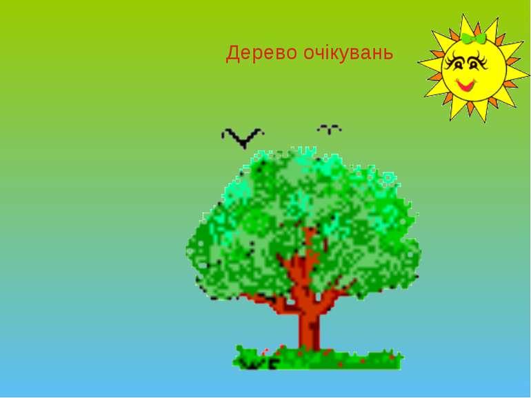 Дерево очікувань