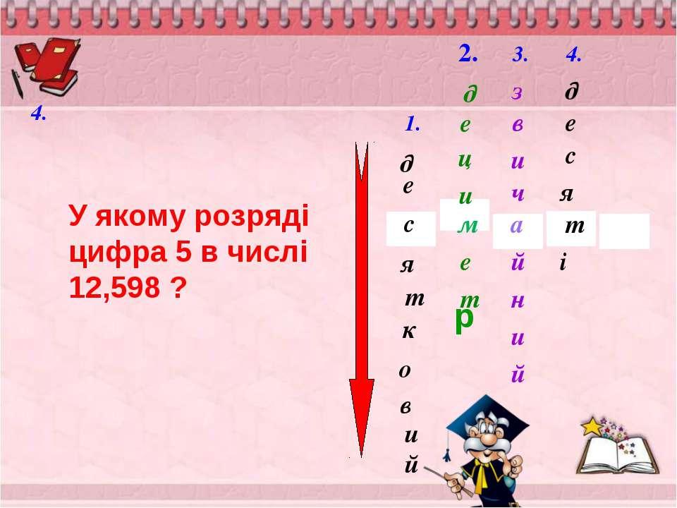 д о к т и е в я й с 2. 1. м д е ц и т е 3. й в з а и ч и й н 4. 4. д т я с і ...