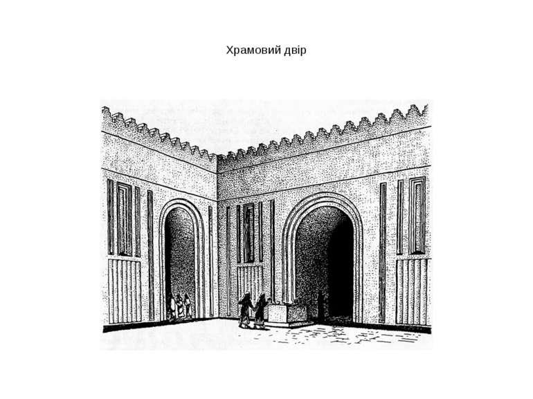 Храмовий двір