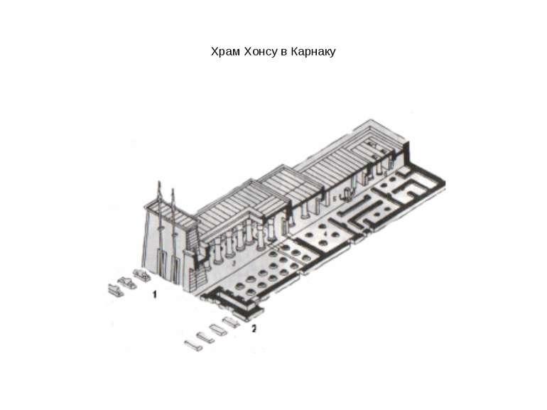 Храм Хонсу в Карнаку