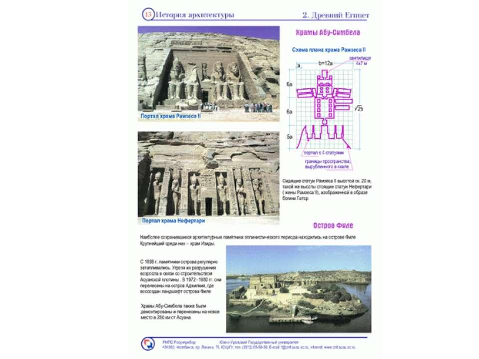 Великий храм в Абу-Сімбелі
