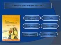 МОРАЛЬНО-ЕТИЧНІ ПРОБЛЕМИ ІНТЕЛІГЕНЦІЇ «Аристократка» «Impromptu Phantasie» «Н...