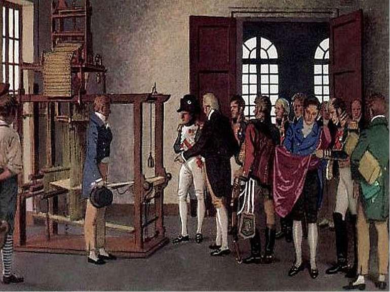 Як правило, першим програмованим пристроєм прийнято вважати жакардовий ткацьк...