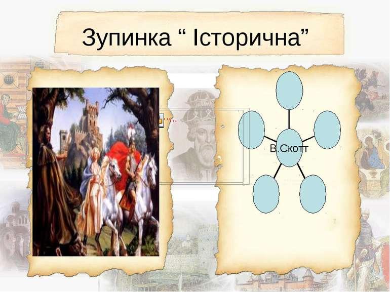 """Зупинка """" Історична"""""""