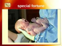 special fortune If a baby is born on Christmas Day, it will have a special fo...