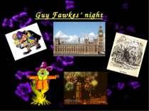Guy Fawkes' night