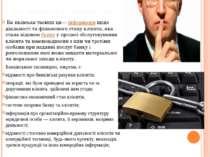 Ба нківська таємни ця Ба нківська таємни ця—інформаціящодо діяльності та ф...