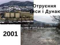 2001 Отруєння Тиси і Дунаю