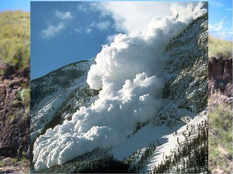 Стихійні явища Це потенційно небезпечні природні процеси – урагани, землетрус...