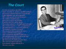 The Court Sections sat sternly at the table, Notes crouched in corners, caref...