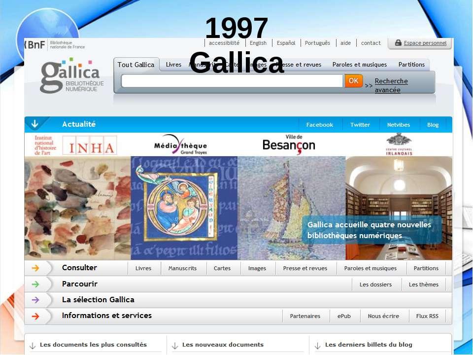 1997 Gallica