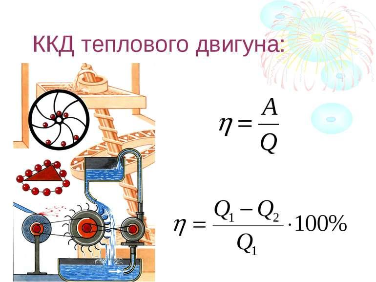 ККД теплового двигуна: