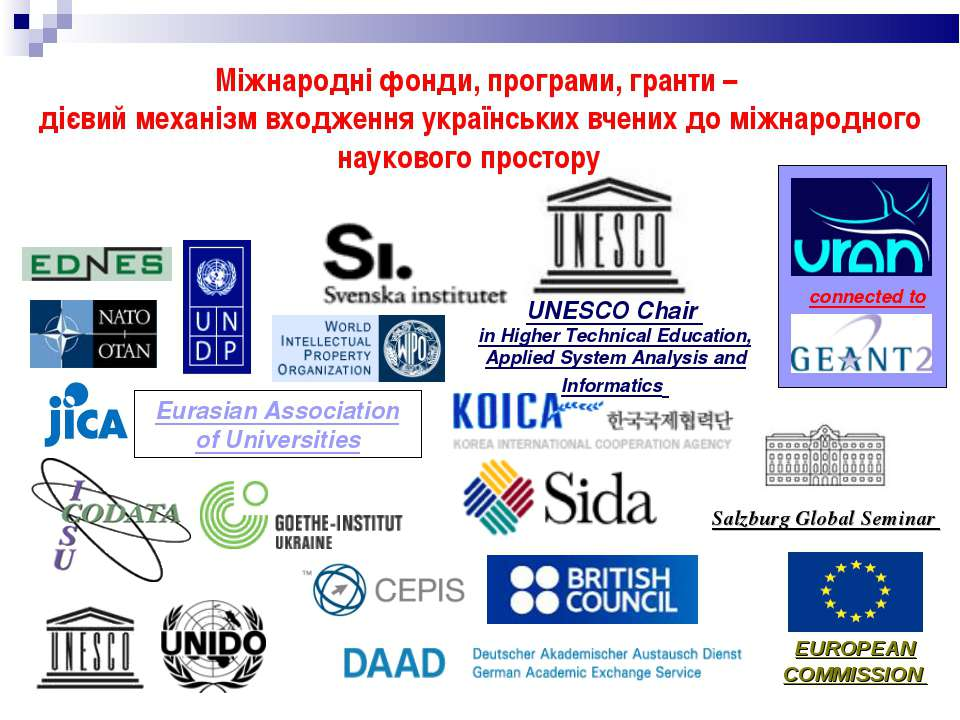 Eurasian Association of Universities UNESCO Chair in Higher Technical Educati...