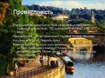 Промисловість Електроенергетика-базується на ТЕС(в основному в центральних та...