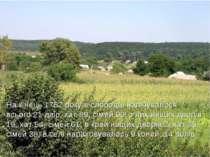 На кінець 1752 року в слободці налічувалося всього 21 двір, хат 89, сімей 99;...