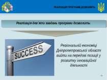 РЕАЛІЗАЦІЯ ПРОГРАМИ ДОЗВОЛИТЬ 15 Реалізація дев`яти завдань програми дозволит...